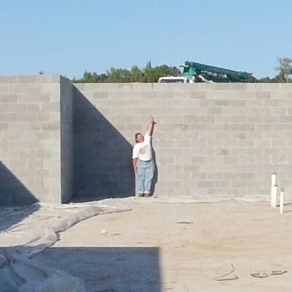 Building the House Part 1